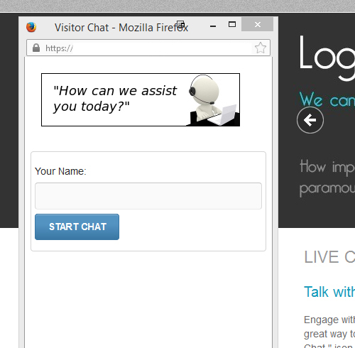 Engage Customers with Live Chat